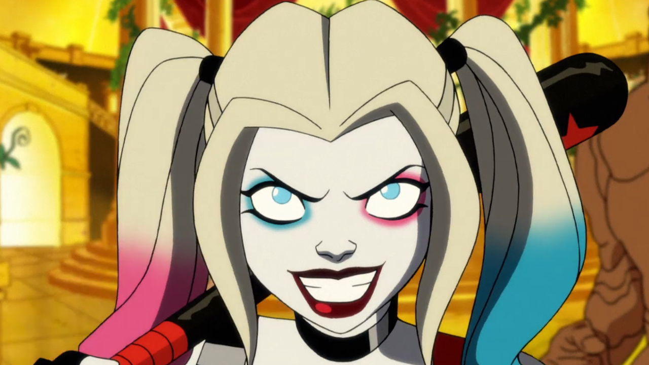 """The Big Bang Theory""-Star Kaley Cuoco ist Harley Quinn: Blutiger Trailer zur DC-Serie"
