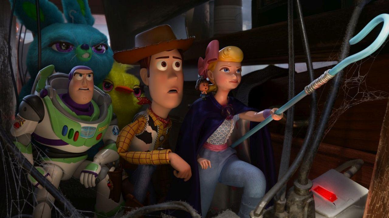 """Wir treffen den Mann hinter """"A Toy Story"""": So geht Pixar mit der internen Konkurrenz von """"Star Wars"""" und """"Avengers"""" um"""