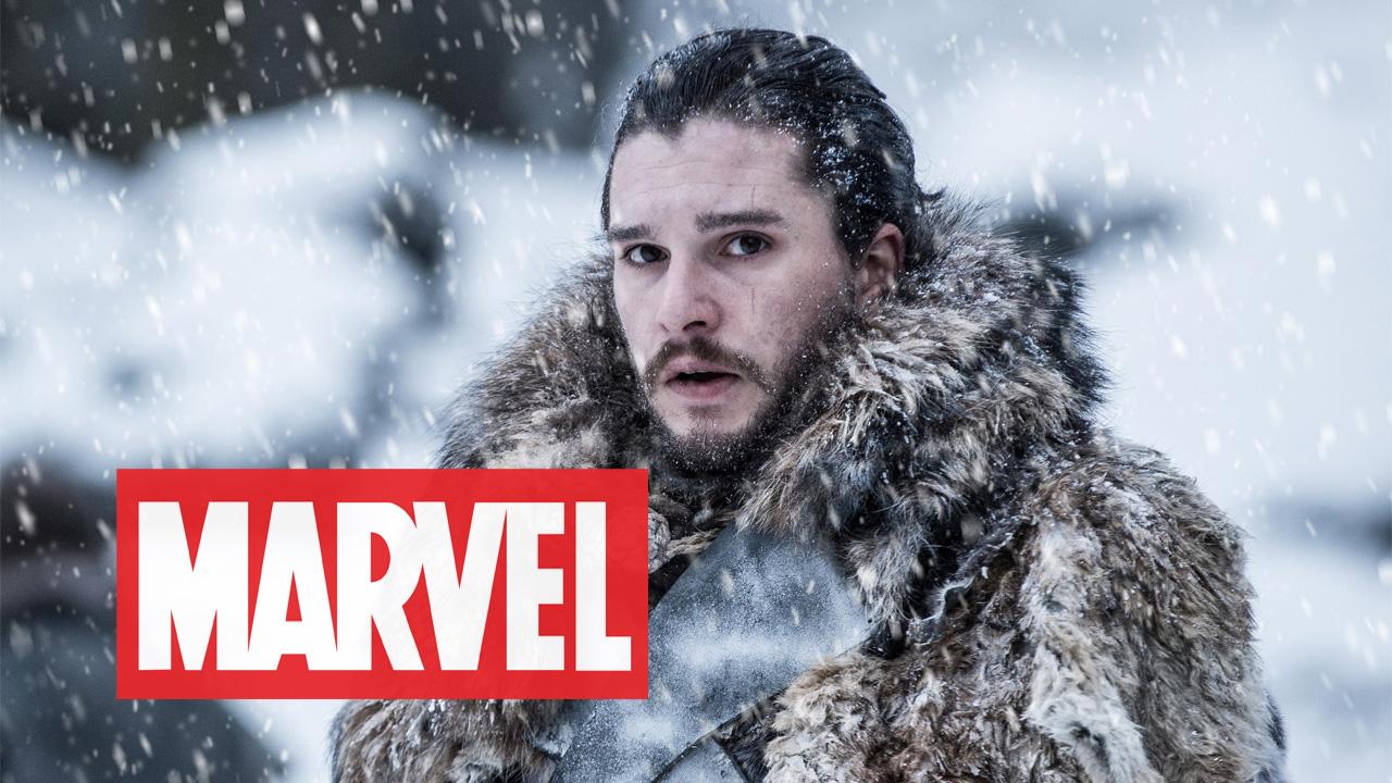 """Casting-Coup! """"Game Of Thrones""""-Star Kit Harington kommt ins MCU – aber für welchen Film?"""
