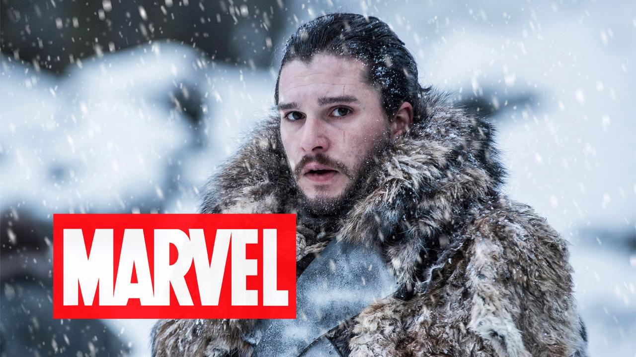 "Enthüllt! Diese Marvel-Rolle spielt ""Games Of Thrones""-Star Kit Harington"