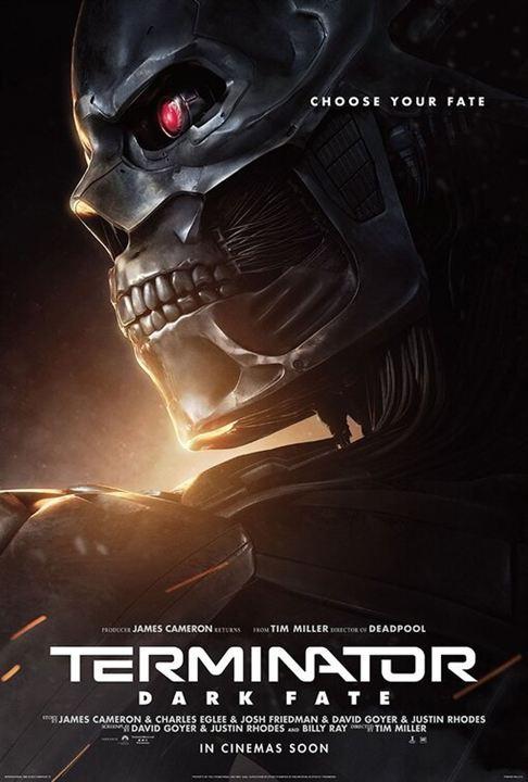 """Die neue Killermaschine in """"Terminator: Dark Fate"""""""