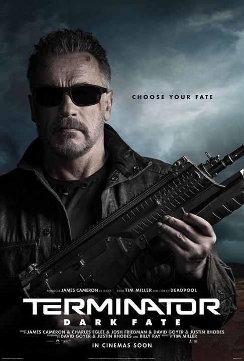 """Arnie in """"Terminator: Dark Fate"""""""