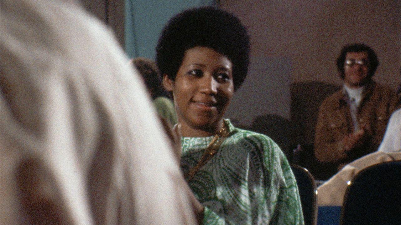 """Die beste Sängerin aller Zeiten: Trailer zur umkämpften Konzert-Doku """"Aretha Franklin: Amazing Grace"""""""