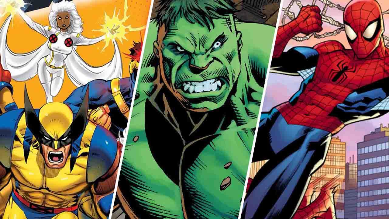 """""""Spider-Man"""", """"Iron Man"""" und """"X-Men"""": Weitere 9 (!) Marvel-Serien für Disney+ angekündigt"""