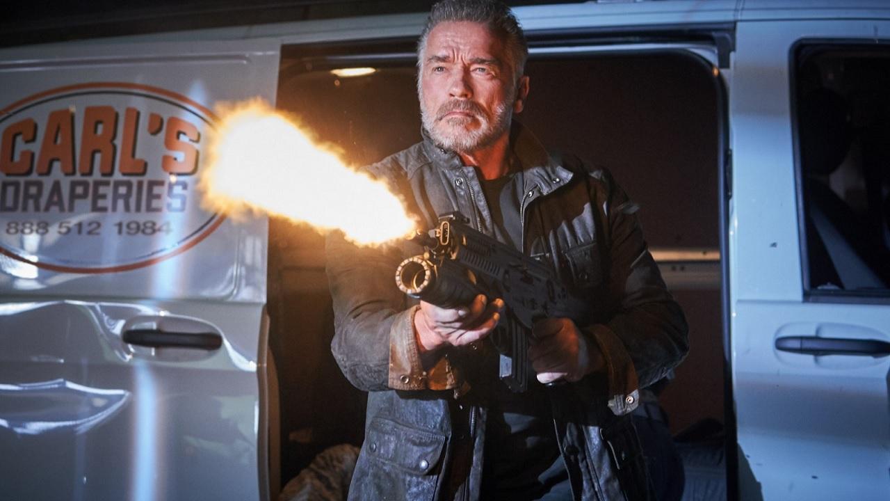 """Arnold Schwarzenegger über die Gewalt in """"Dark Fate"""": """"Es heißt ja nicht 'Terminator: Der Babysitter'"""""""