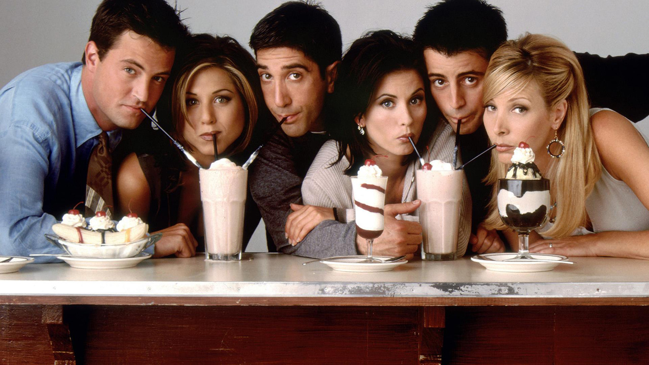 """""""Friends""""-Revival: Fortsetzung mit den Original-Stars in Arbeit"""