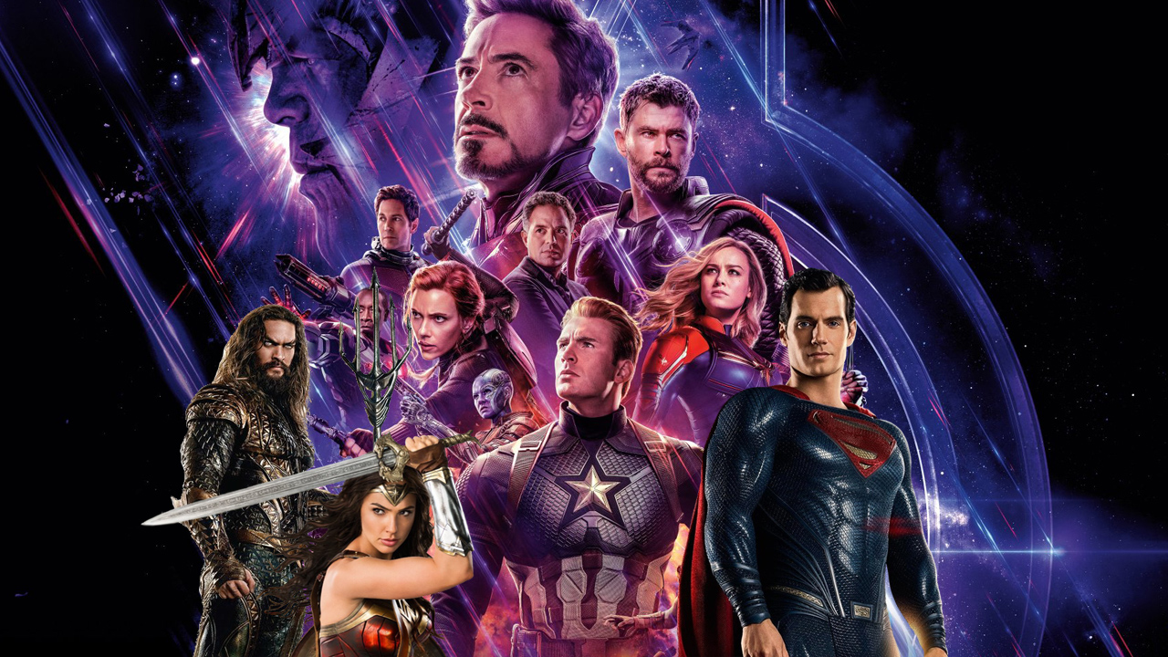 "Marvel vs. DC: Die ""Avengers: Endgame""-Regisseure widmen sich den zwei größten Comic-Giganten"