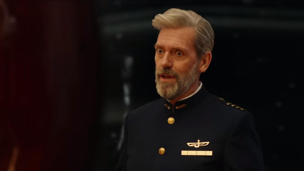 """""""Traumschiff""""-Satire im All: Trailer zu """"Avenue 5"""" mit Dr. House Hugh Laurie"""