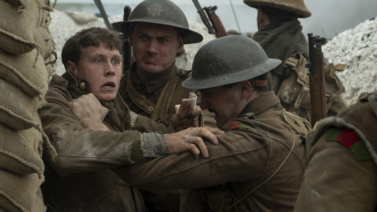 "Bester Film 2019? ""1917"" festigt Favoritenposition bei den Oscars"