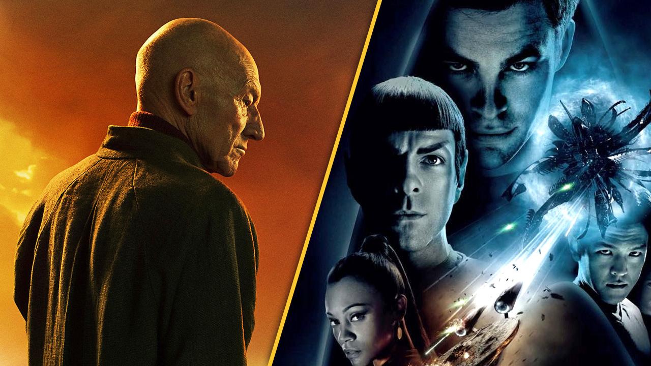 """Überraschung: So hängt """"Star Trek: Picard"""" mit J.J. Abrams' Kino-Reboot zusammen"""