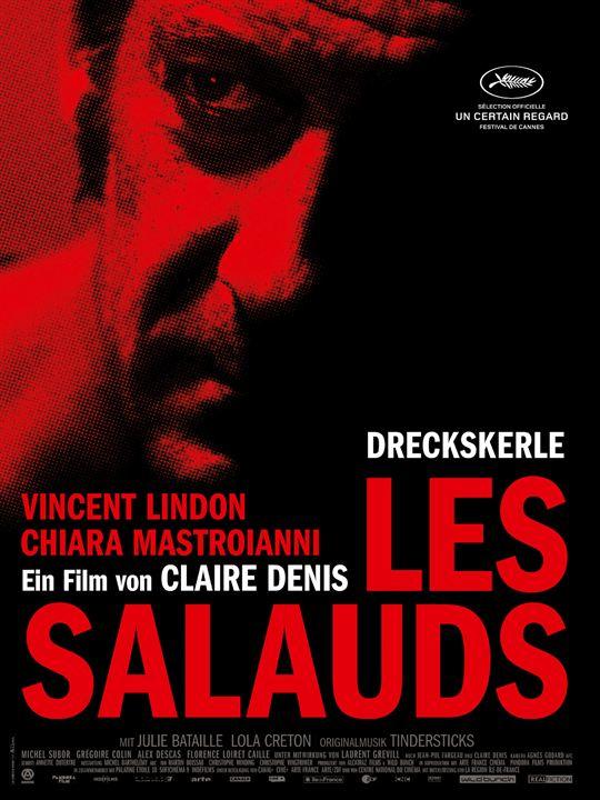 Les Salauds - Dreckskerle : Kinoposter