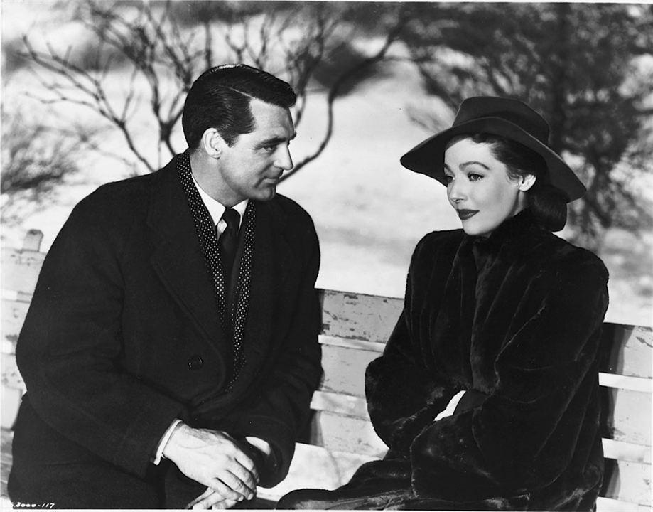 Jede Frau braucht einen Engel : Bild Cary Grant, Loretta Young
