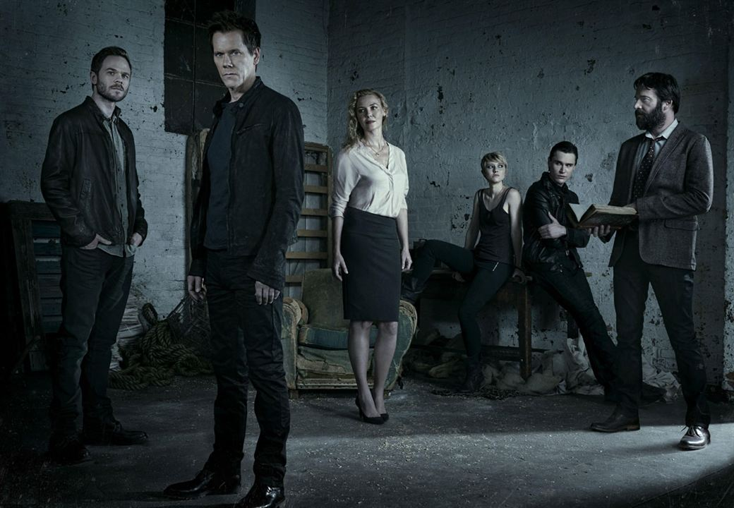 Bild Connie Nielsen, James Purefoy, Kevin Bacon, Sam Underwood, Shawn Ashmore