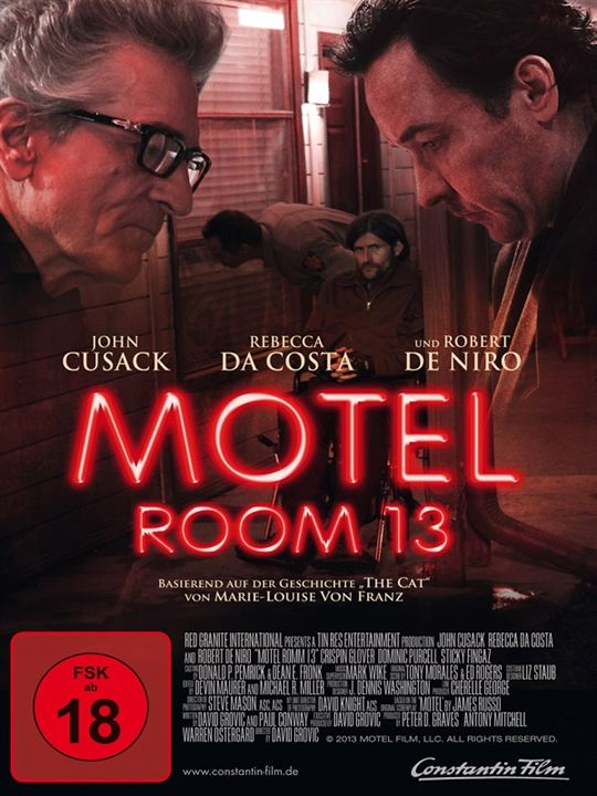 Motel Room 13 : Kinoposter