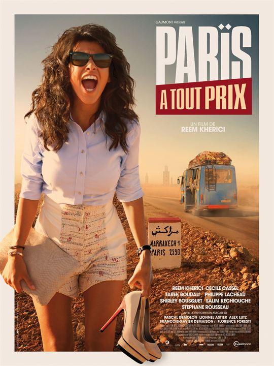 Paris um jeden Preis : Kinoposter