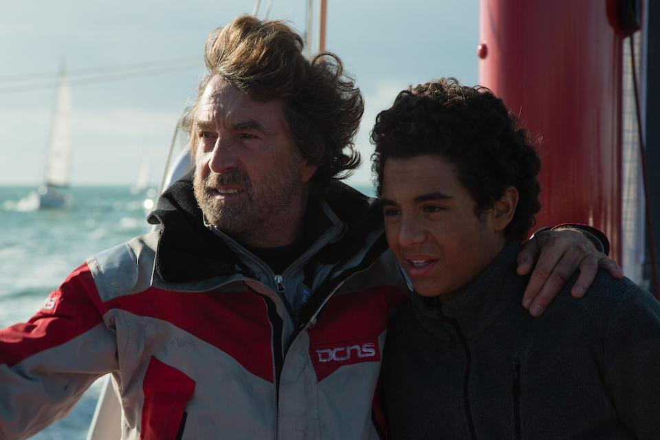 Turning Tide - Zwischen den Wellen : Bild François Cluzet, Samy Seghir