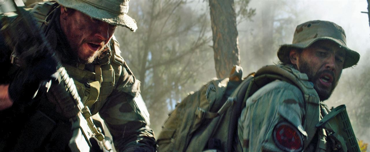 Lone Survivor : Bild Mark Wahlberg, Taylor Kitsch