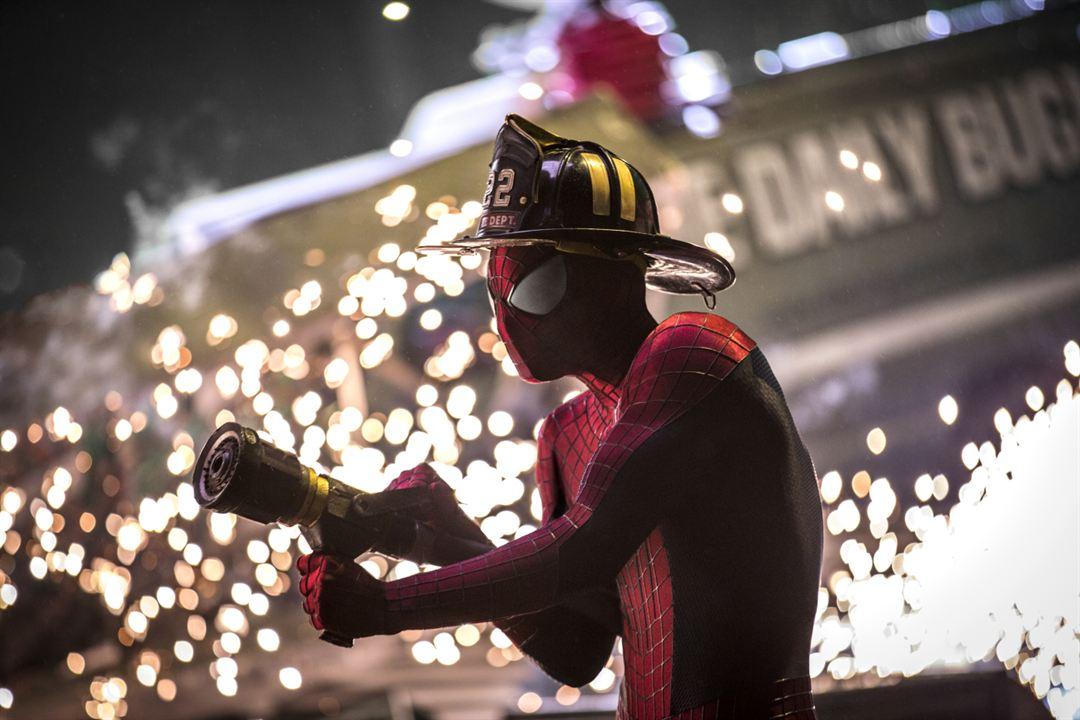 The Amazing Spider-Man 2: Rise Of Electro : Bild Andrew Garfield