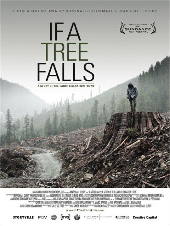 If a Tree Falls : Kinoposter