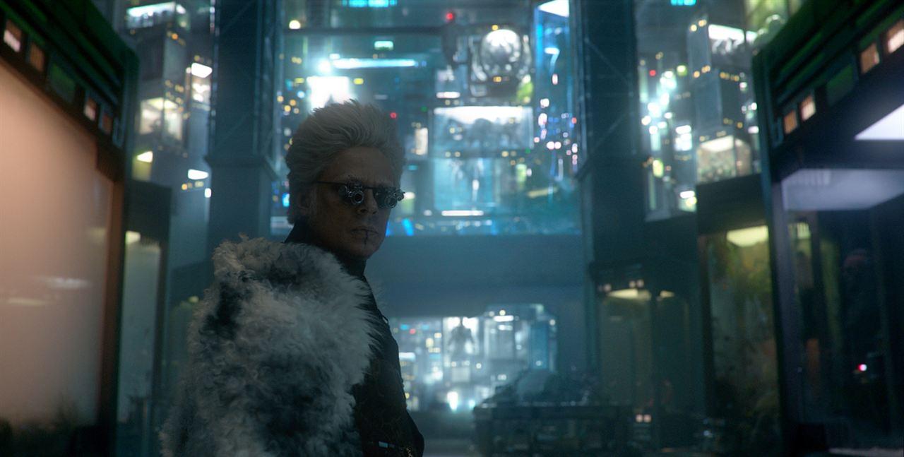 Guardians Of The Galaxy : Bild Benicio Del Toro