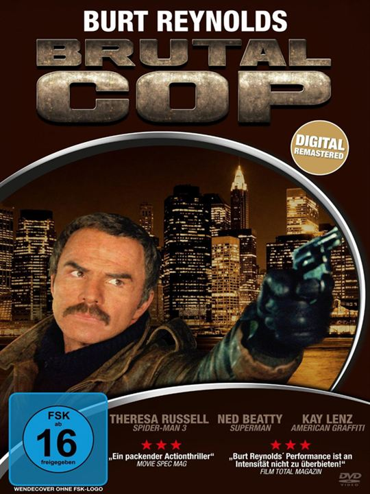 Brutal Cop : Kinoposter