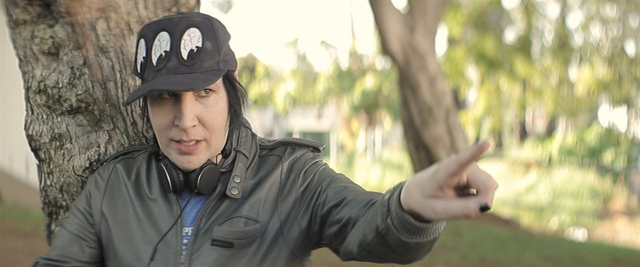 Wrong Cops : Bild Marilyn Manson
