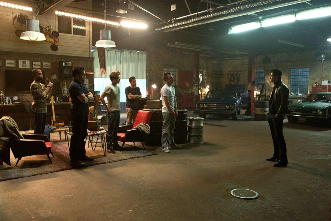 Need For Speed : Bild Aaron Paul, Dominic Cooper, Harrison Gilbertson, Rami Malek, Ramon Rodríguez