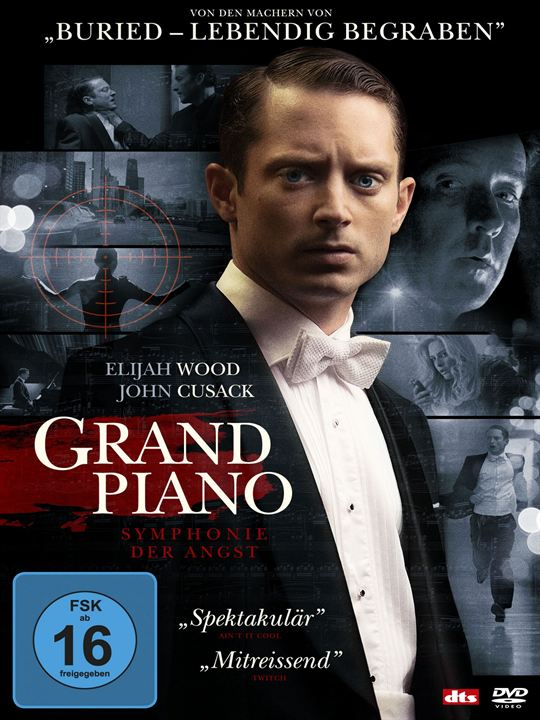 Grand Piano - Symphonie der Angst : Kinoposter