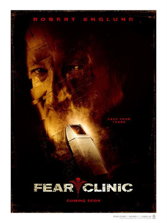 Poster Zum Fear Clinic Bild 3 Filmstartsde