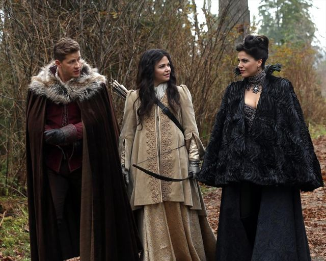 Bild Ginnifer Goodwin, Josh Dallas, Lana Parrilla