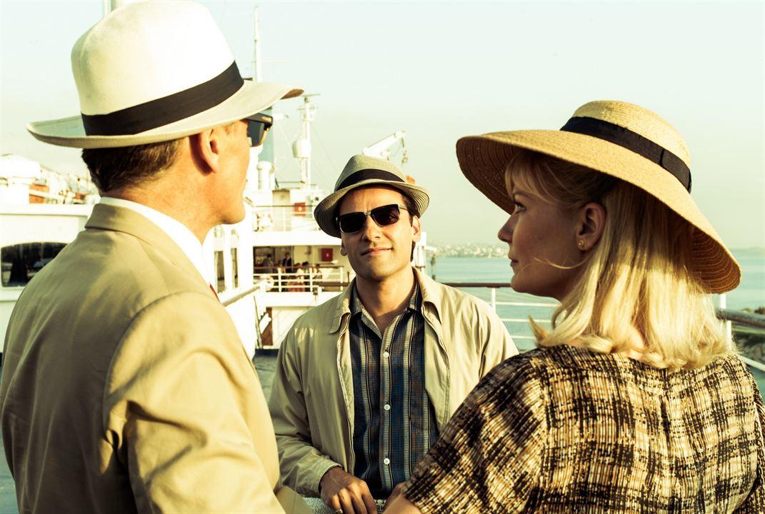 Die zwei Gesichter des Januars : Bild Kirsten Dunst, Oscar Isaac, Viggo Mortensen