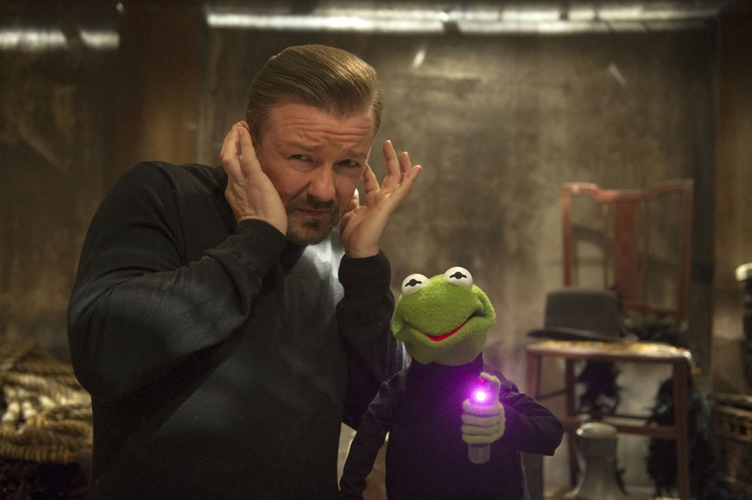Die Muppets 2: Muppets Most Wanted : Bild Ricky Gervais