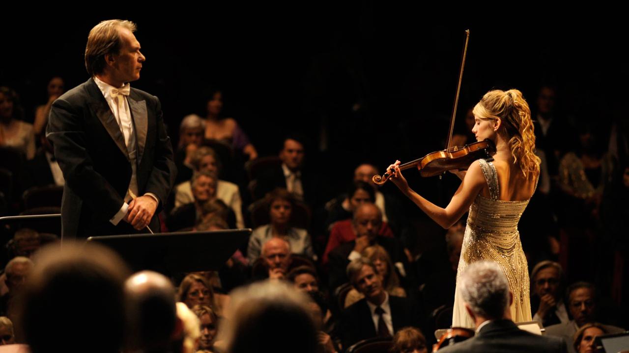 Das Konzert : Bild