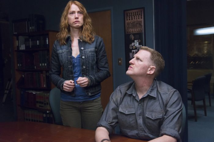 Bild Alicia Witt, Michael Rapaport