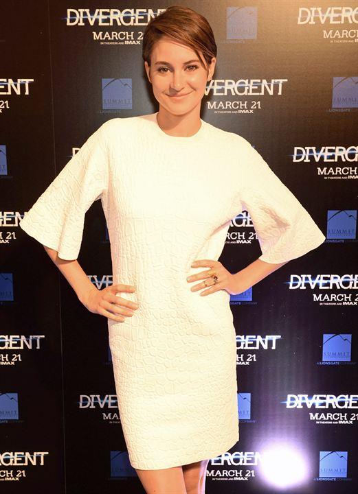 Die Bestimmung - Divergent : Vignette (magazine) Shailene Woodley