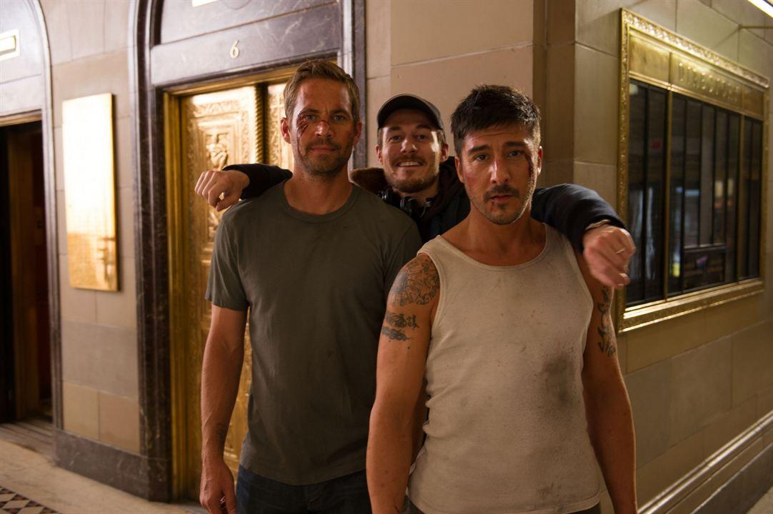 Brick Mansions : Bild Camille Delamarre, David Belle, Paul Walker