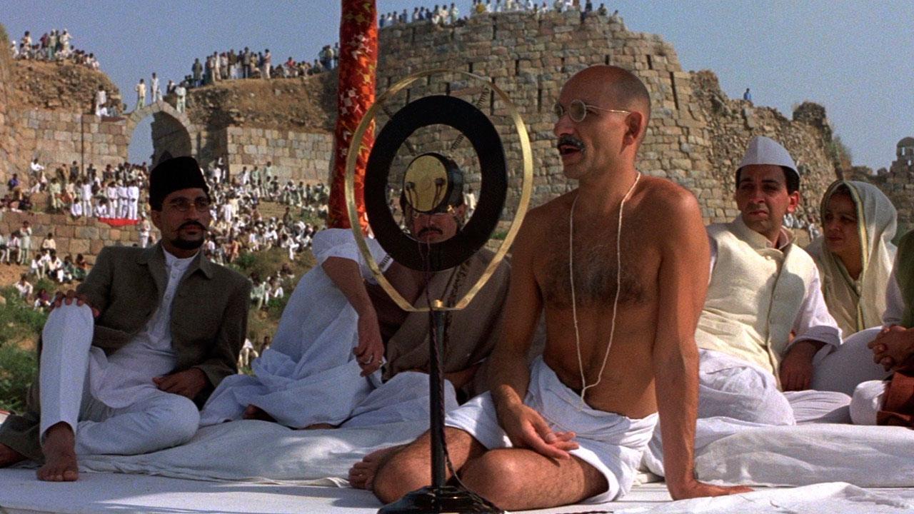 Gandhi : Bild