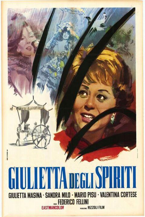 Julia und die Geister : Kinoposter