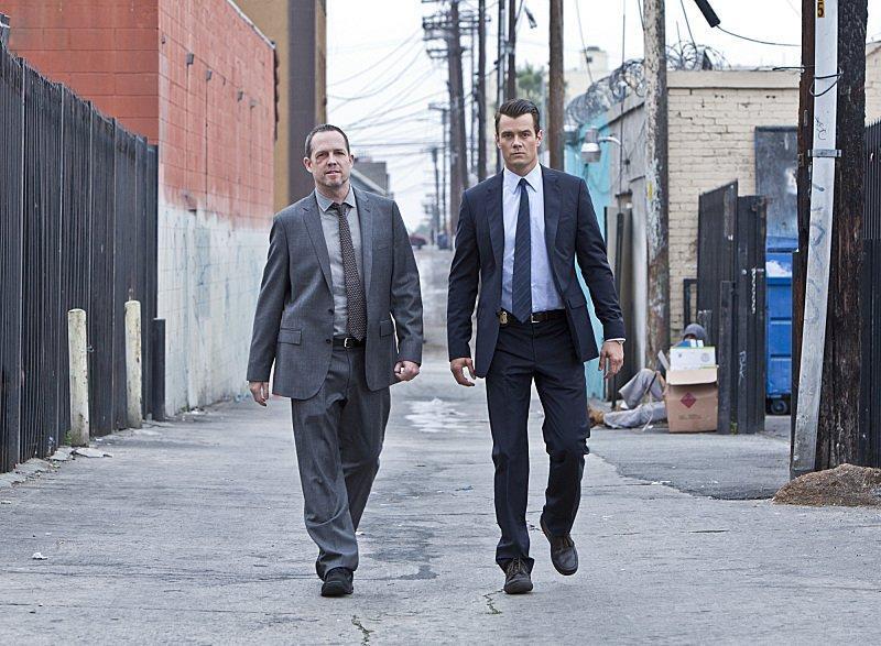 Bild Dean Winters, Josh Duhamel