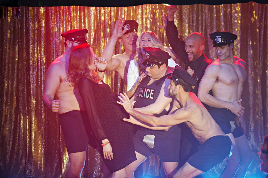 Bild Bobby Moynihan, Jessica St. Clair, Keegan-Michael Key, Lennon Parham