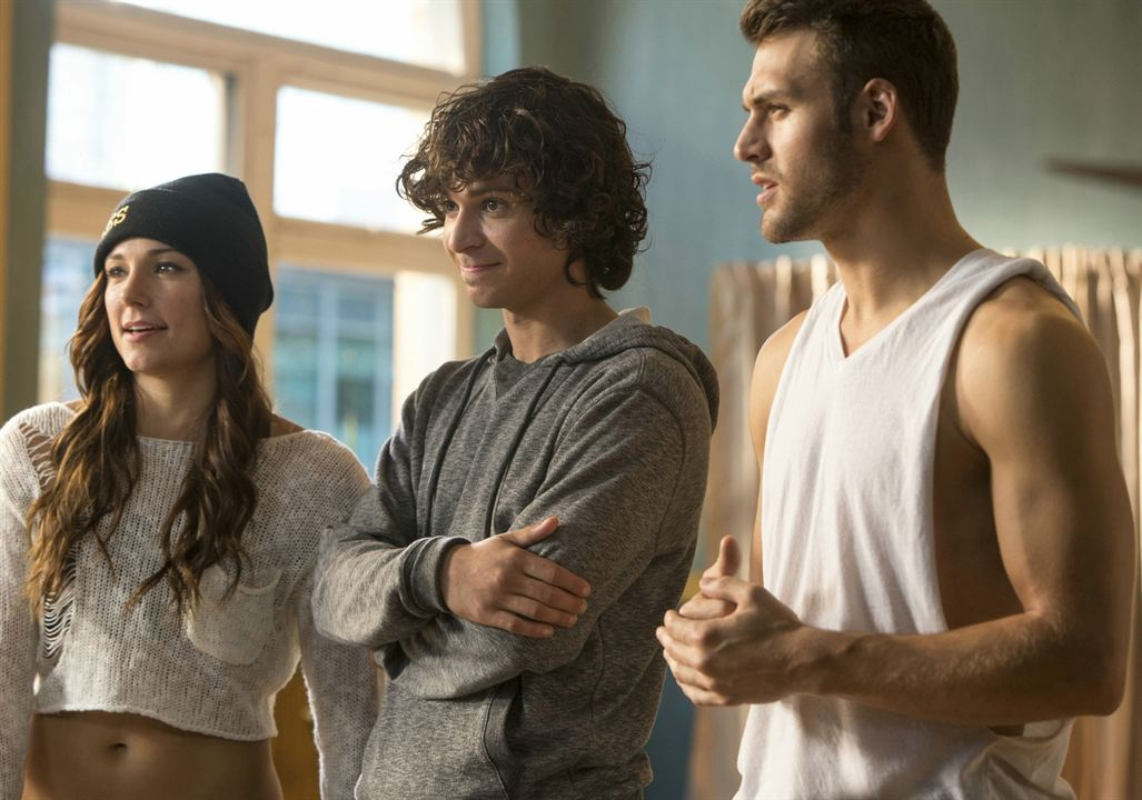 Step Up: All In : Bild Adam Sevani, Briana Evigan, Ryan Guzman