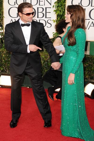 Bild Angelina Jolie, Brad Pitt