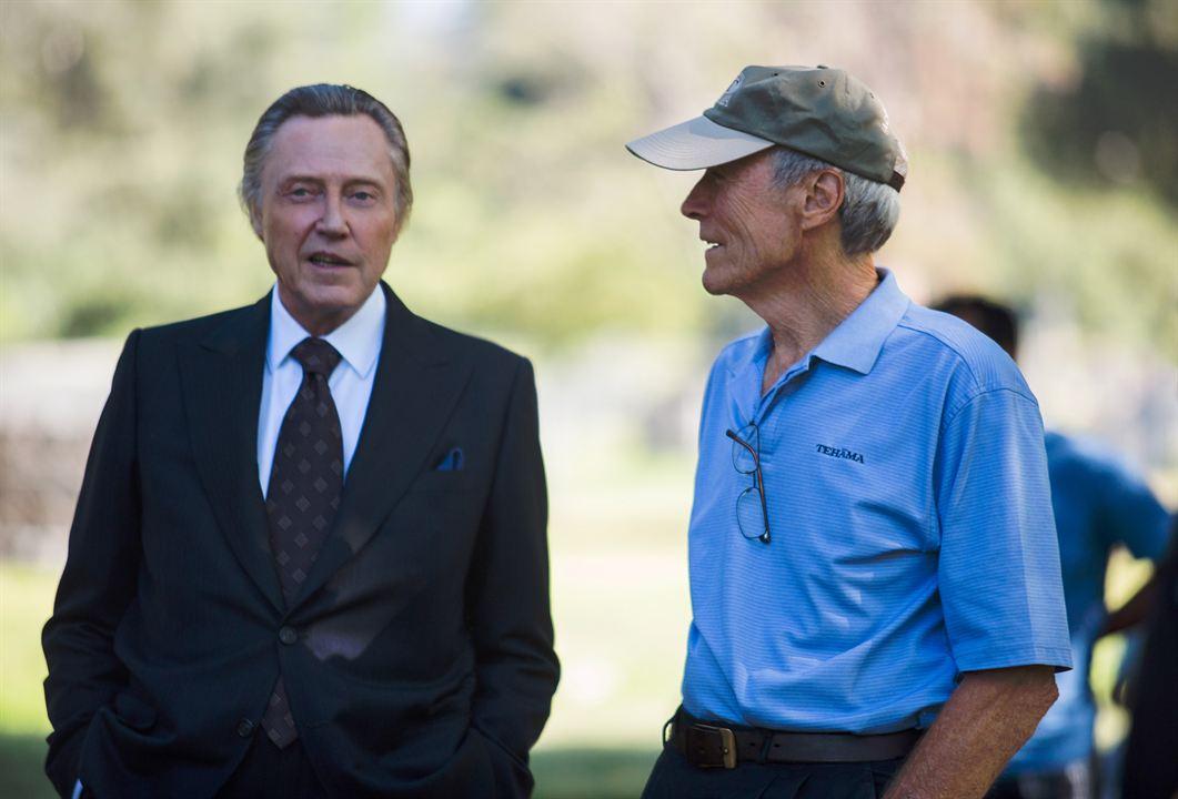 Jersey Boys : Bild Christopher Walken, Clint Eastwood