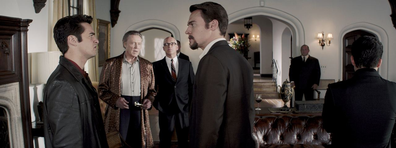 Jersey Boys : Bild Christopher Walken, Vincent Piazza