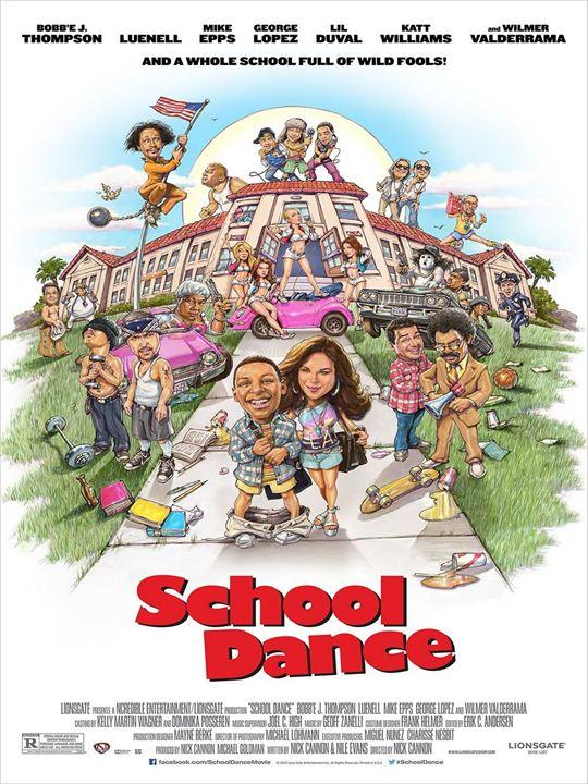School Dance : Kinoposter