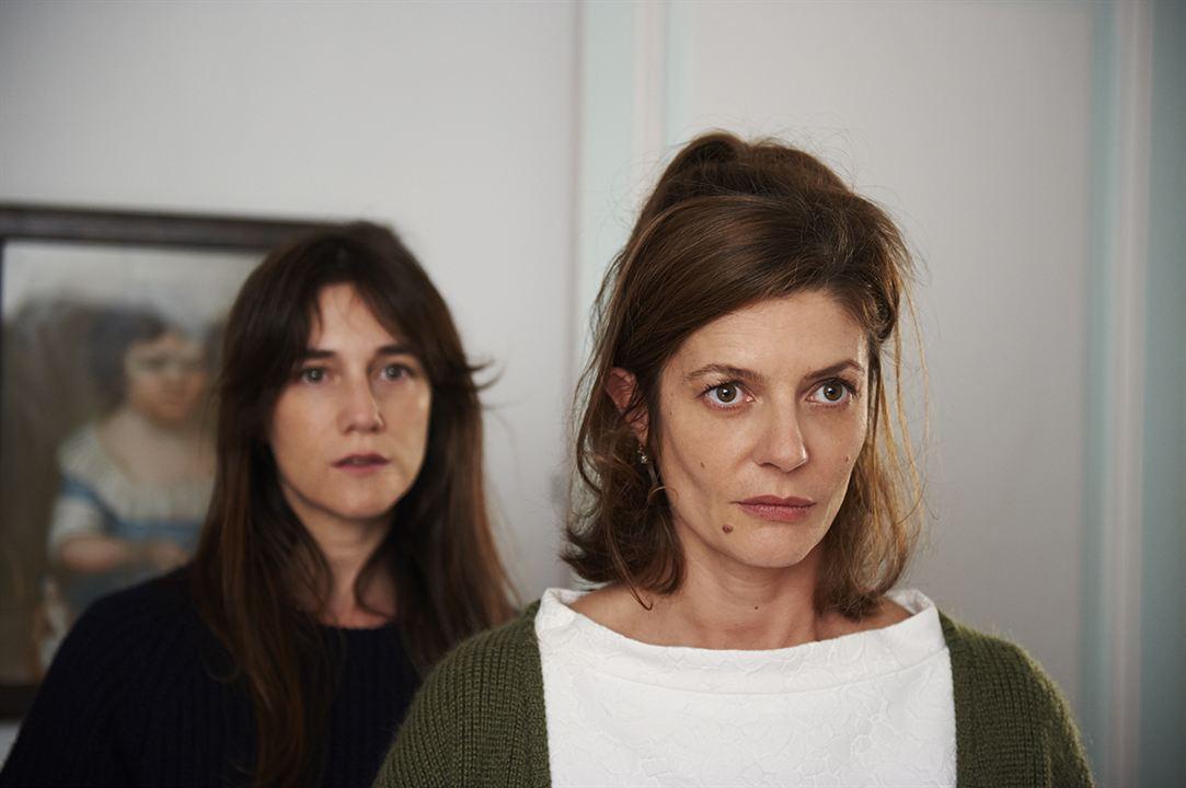 3 Herzen : Bild Charlotte Gainsbourg, Chiara Mastroianni
