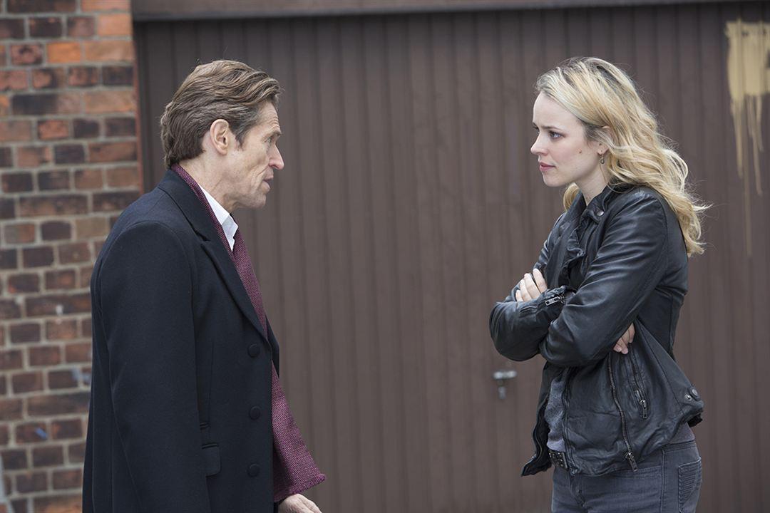 A Most Wanted Man : Bild Rachel McAdams, Willem Dafoe