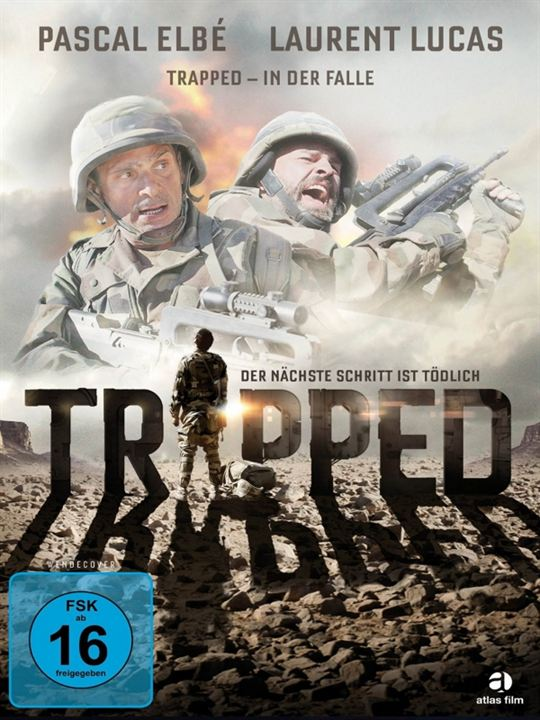 Trapped : Kinoposter
