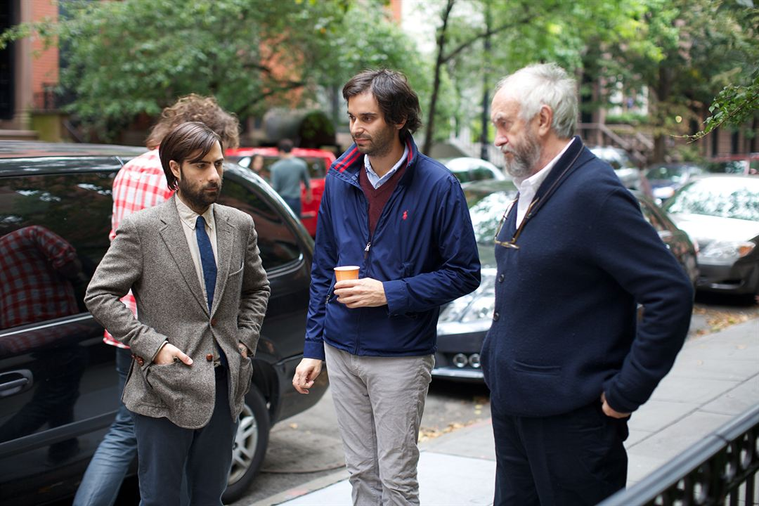 Listen Up Philip : Bild Alex Ross Perry, Jason Schwartzman, Jonathan Pryce
