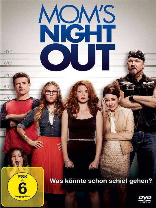 Mom's Night Out : Kinoposter